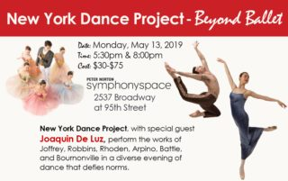 Image for New York Dance Project - Beyond Ballet