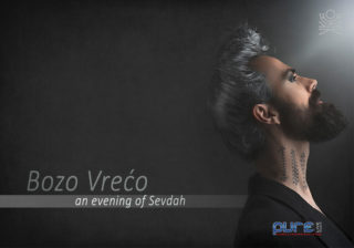 Image for Božo Vreco - An Evening of Sevdah