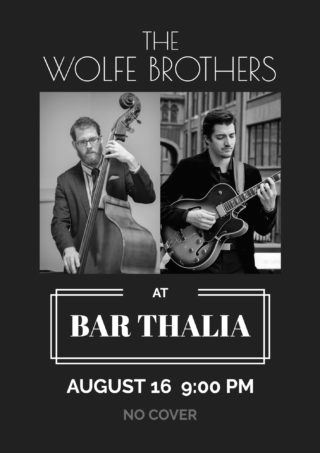 Image for The Wolfe Brothers