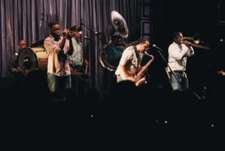 Image for Music: Rebirth Brass Band