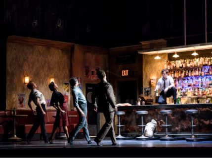 Royal Ballet Leonard Bernstein Centenary Gallery 3 Symphony Space
