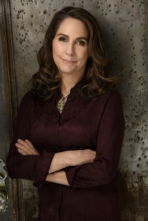 Mary Karr (photo credit Joe McNally)