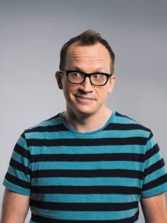 Chris Gethard cr: Celeste Sloman