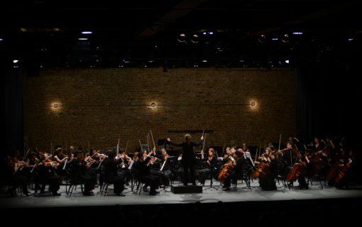 New Amsterdam Symphony Orchestra - Photo by Kondala Rao Dhulipudi