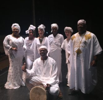 New  York African Chorus Ensemble