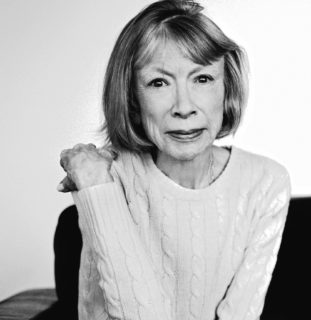 Joan Didion (photo credit Brigitte Lacombe)