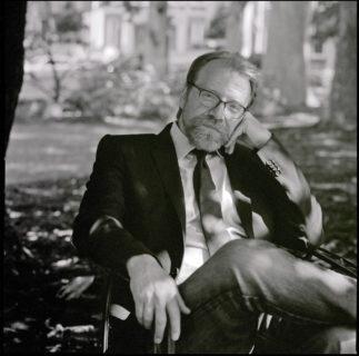 George Saunders (photo credit David Crosby)