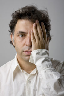 Etgar Keret (photo cr Yanai Yachiel)