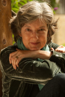 Barbara Kingsolver (photo credit Annie Griffiths)