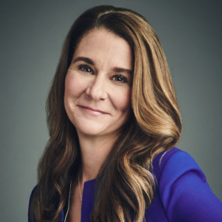 Melinda Gates (photo credit Pivotal Ventures, Jason Bell)