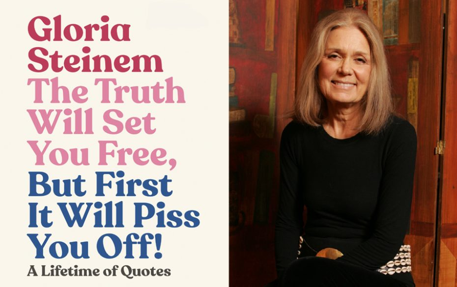 Gloria Steinem Showname Main Image 1 Symphony Space