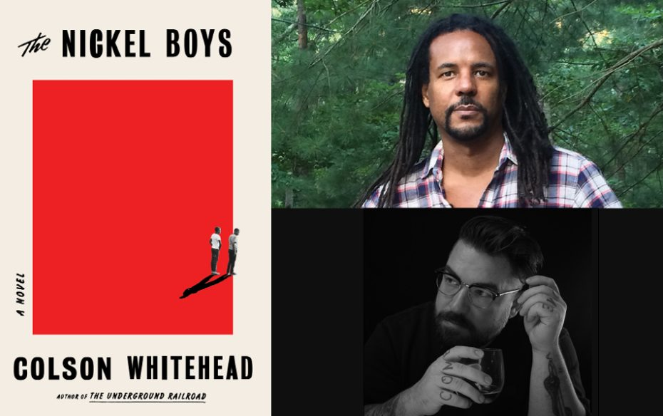 Colson Whitehead Interviewer Main Image 1 Symphony Space