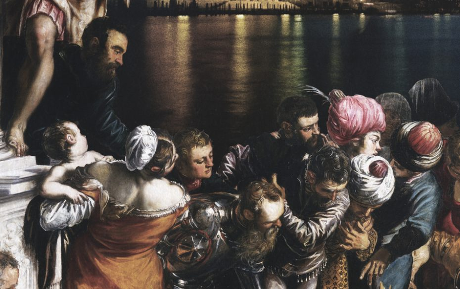Great Art Tintoretto 1 Resize