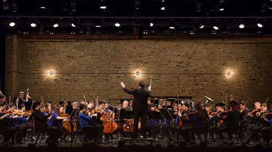 Orchestra Now Britten Main Image