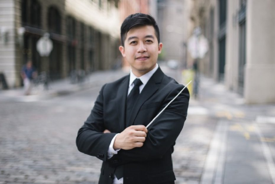 Shows And Events June 1 Naso Conductor Alex Wen