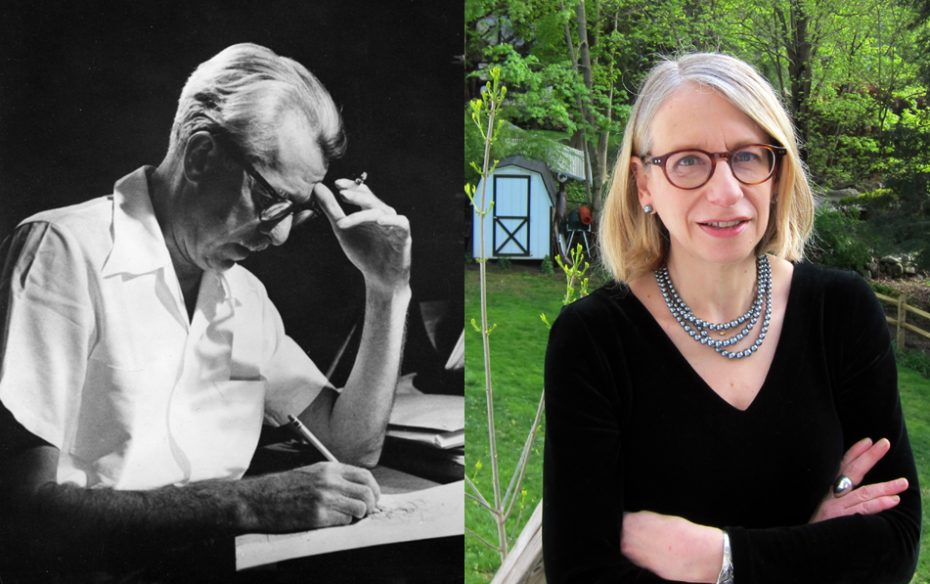 Ss James Thurbers World With Special Guest Roz Chast Main 1 Symphony Space
