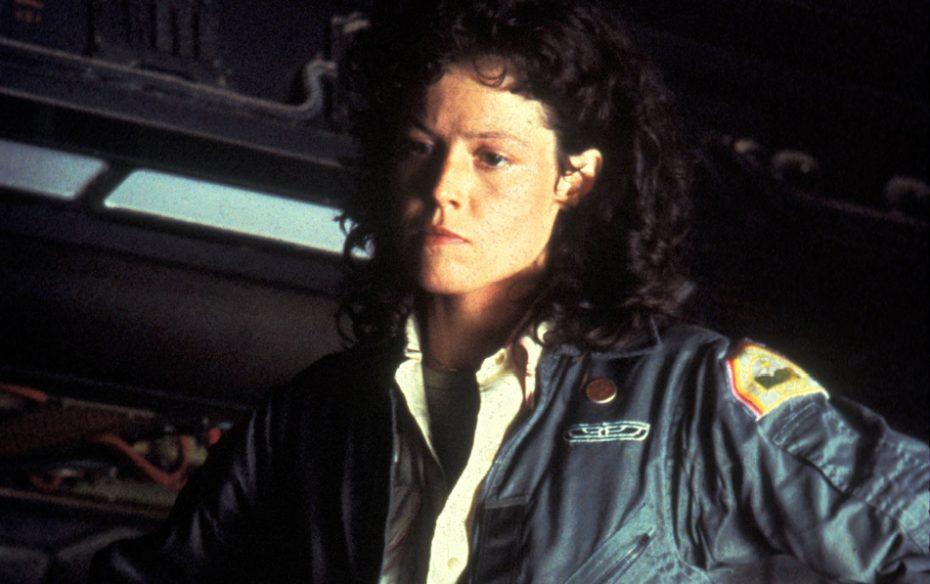 Sigourney Weaver Aliens