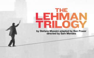 Image for NT Live: The Lehman Trilogy