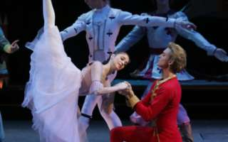 Image for Dance on Screen: Bolshoi Ballet: The Nutcracker (Encore)