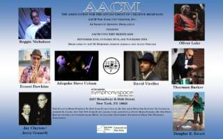 Image for AACM Concert Series 2019