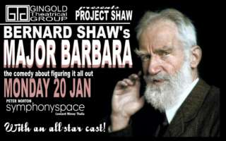 Image for Project Shaw - Major Barbara