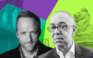 Image for This Is New York: John Benjamin Hickey in Conversation with George C. Wolfe