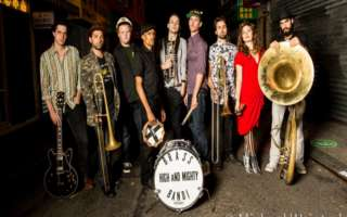 Image for Revelry: High & Mighty Brass Band