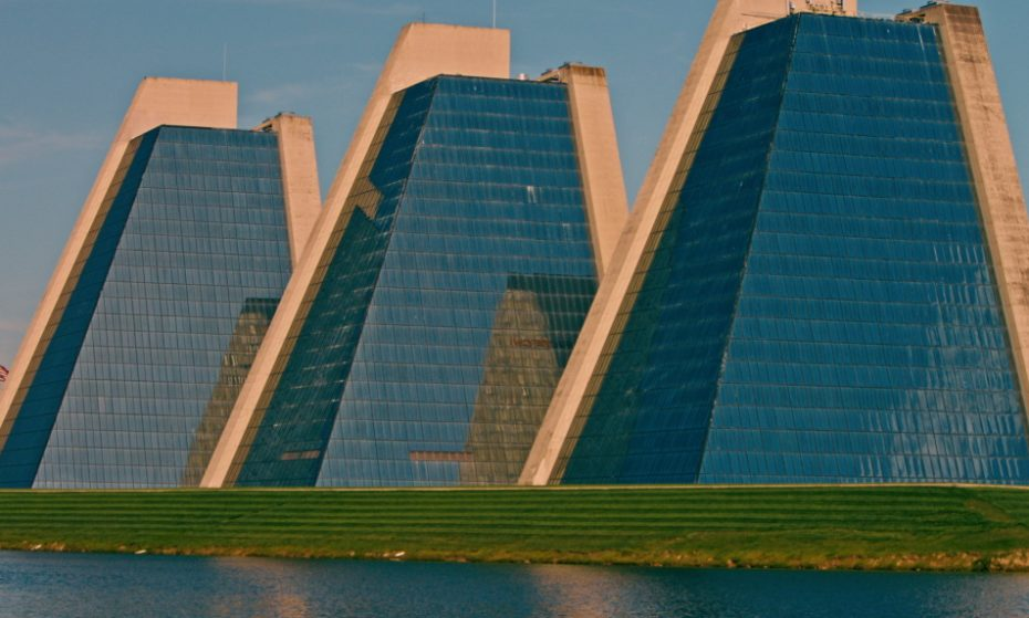 The Pyramids Indianapolis