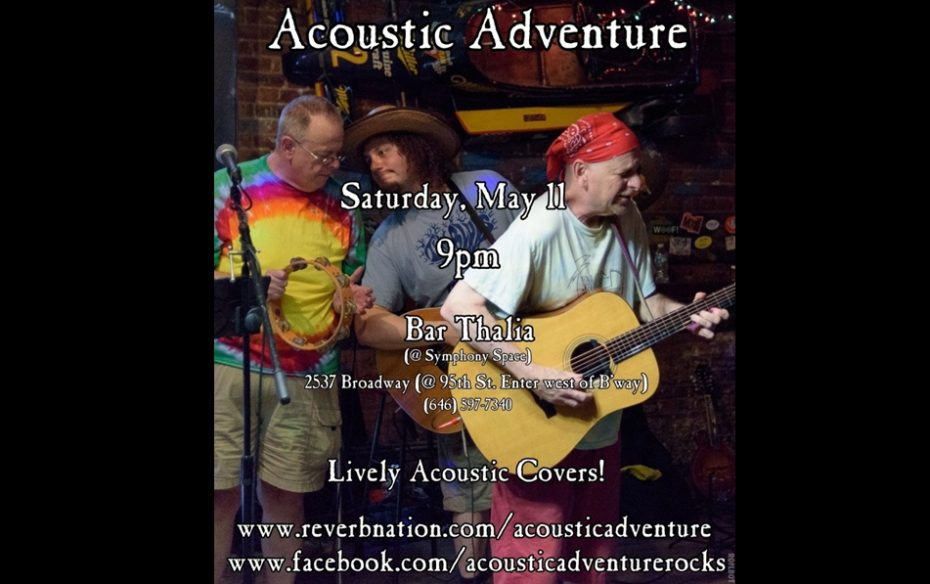 Acoustic Adventure Main Image