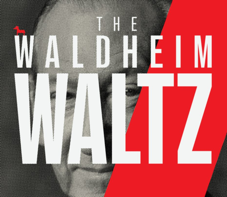 Waldheim Waltz Us Poster