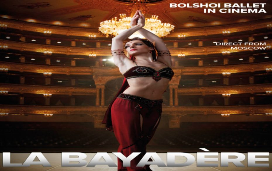 La Bayadere Resized Poster
