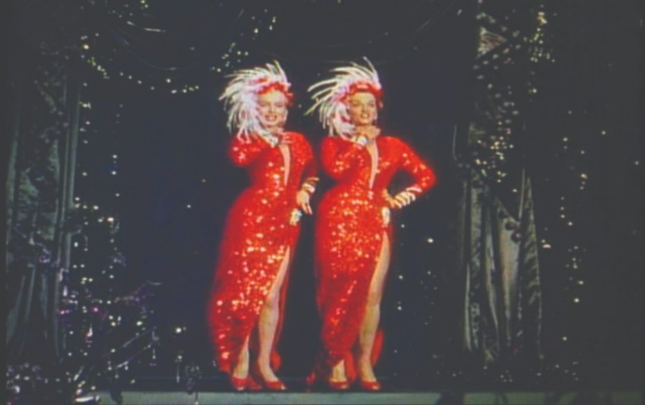Gentlemen Prefer Blondes Movie Trailer Screenshot 1