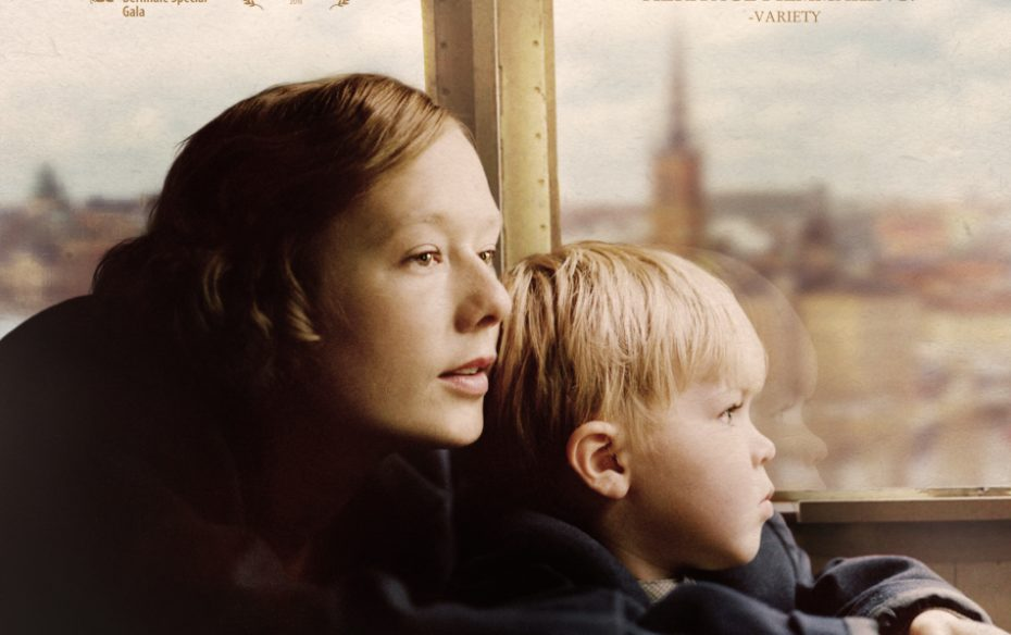 Becoming Astrid Theatrical Poster 2764X4096
