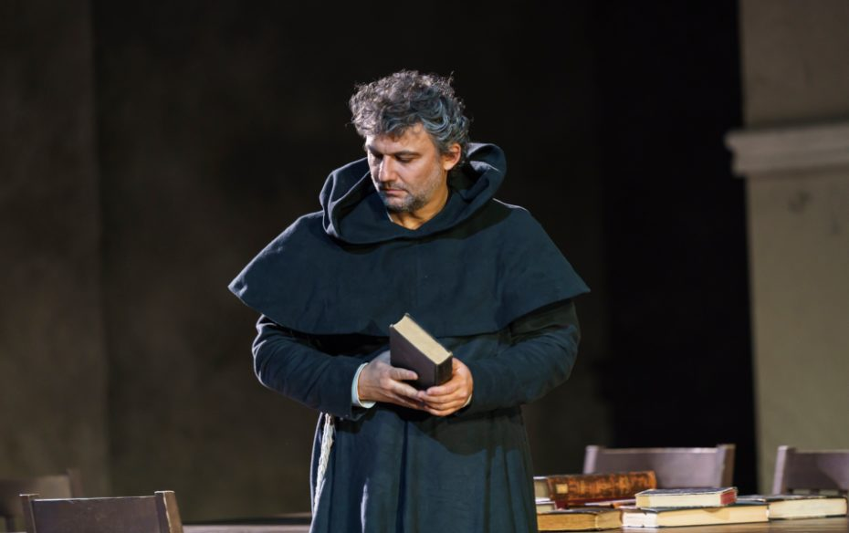 The Royal Opera House La Forza Del Destino Production Image Jonas Kaufmann As Don Alvaro C Roh 2019 Photographed By Bill Cooper 2