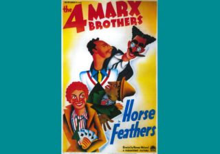 Image for Marx Brothers: Horse Feathers