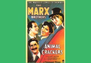 Image for Marx Brothers: Animal Crackers