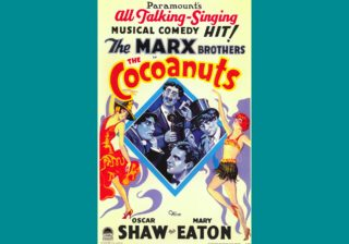 Image for Marx Brothers: The Cocoanuts