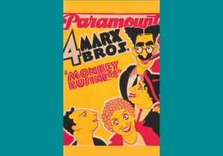 Image for Marx Brothers: Monkey Business