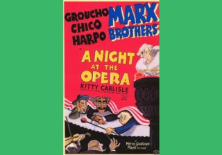 Image for Marx Brothers: A Night at the Opera