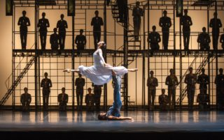 Image for Stage Russia: The Brothers Karamazov (Ballet)