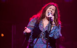 Image for Theater on Screen: A Night With Janis Joplin