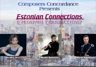 Image for Composers Concordance Estonian Connections