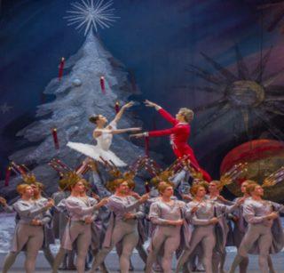 Image for Dance on Screen: Bolshoi Ballet: The Nutcracker