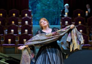 Image for Opera on Screen: Ariadne auf Naxos