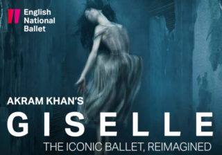 Image for Dance on Screen: English National Ballet: Akram Khan's Giselle