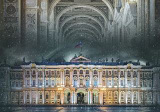 Image for Great Art on Screen: Hermitage - The Power of Art