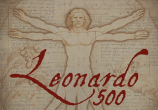 Image for Great Art on Screen: Leonardo 500