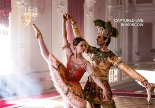 Image for Dance on Screen: The Sleeping Beauty