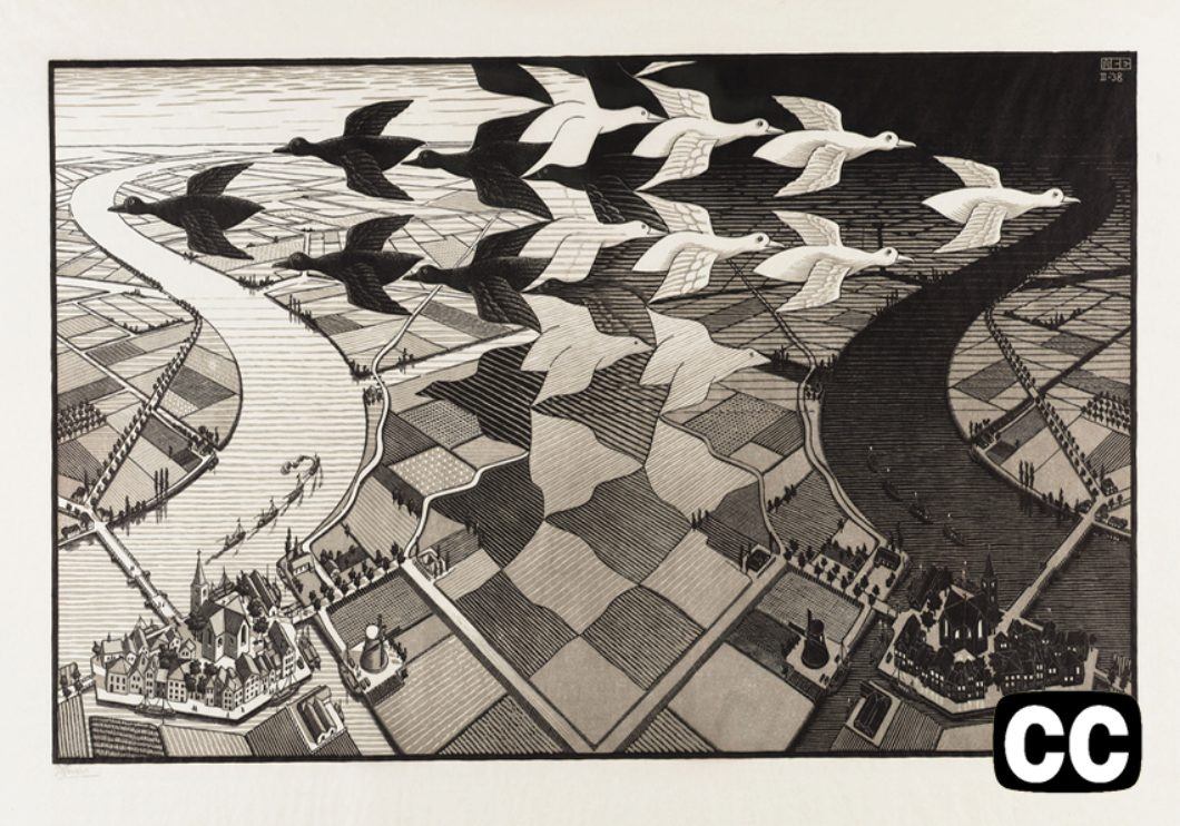 M C  Escher Search