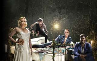 Image for NT Live: A Midsummer Night's Dream
